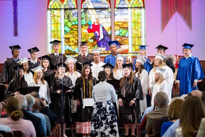 Aldersgate Graduate Choir