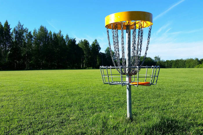 Disc Golf at Aldersgate