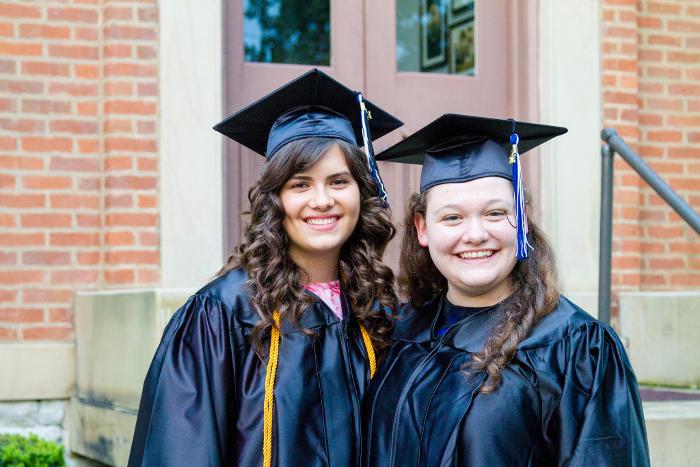 Aldersgate Graduates