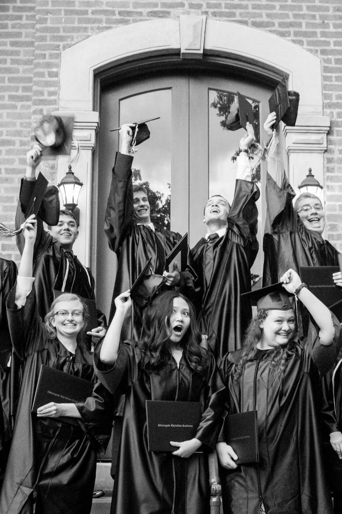 Aldersgate High School Graduation