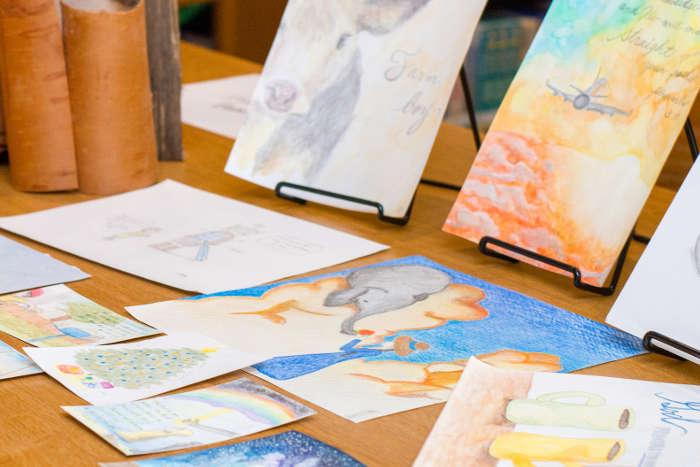 Visual Arts at Aldersgate