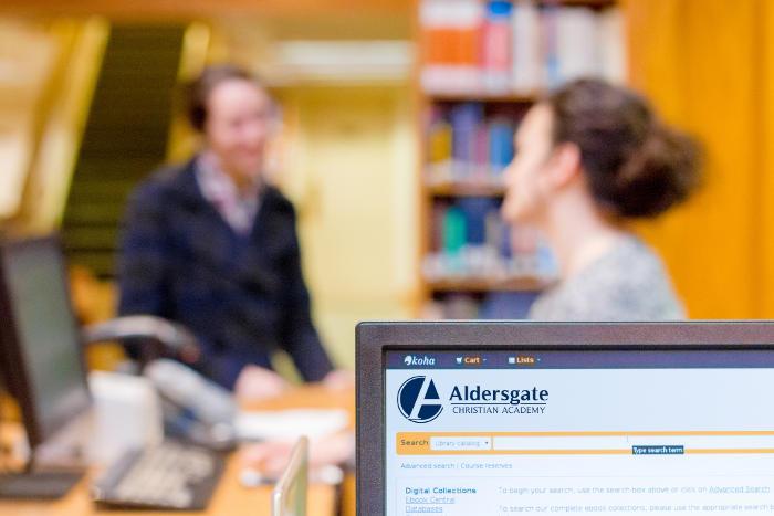 Aldersgate Library