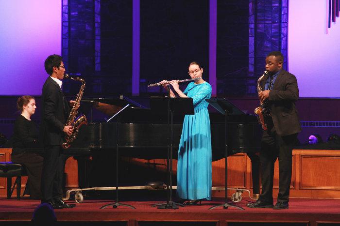 Recitals at Aldersgate
